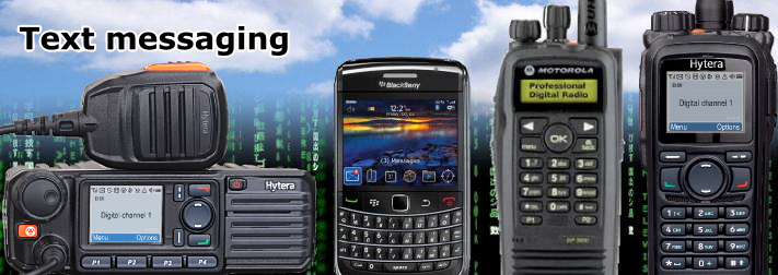 Hytera Digital 2-Way Radio Software Apps